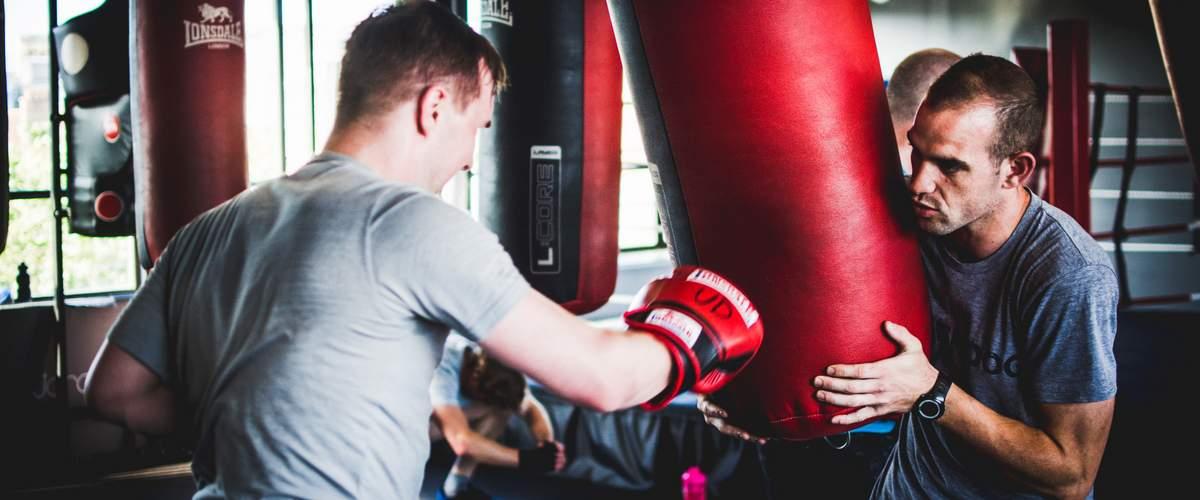 7 Gesundheits- und Fitness Vorteile von Boxen