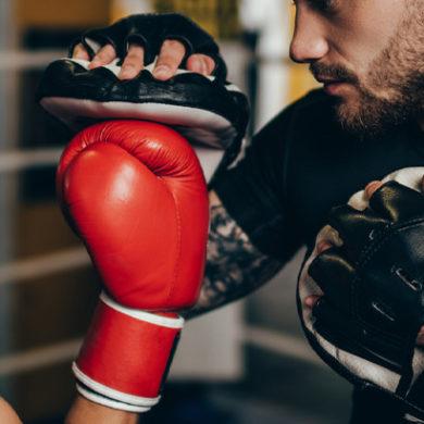 Verletzungen beim Boxen vorbeugen