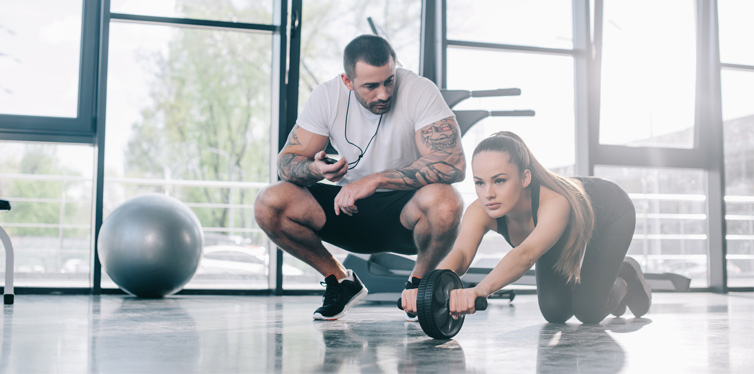 training personal trainer