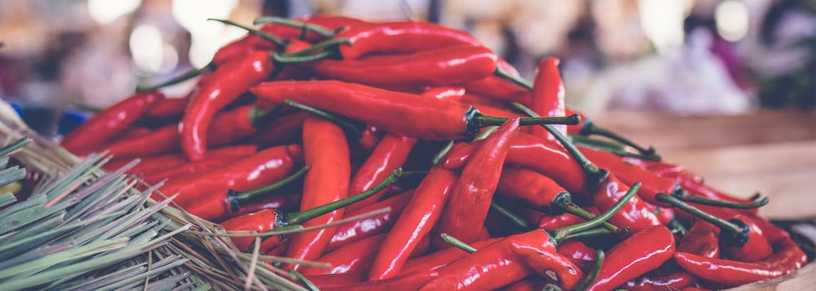 Die 10 größten Vorteile von scharfem Essen - Fitnessgorillas