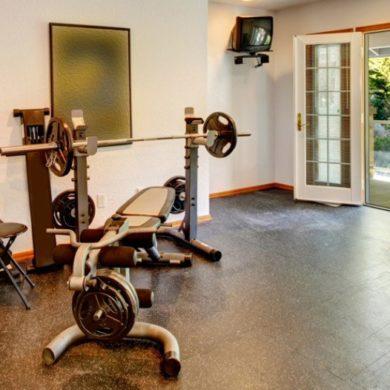 fitnessstudio geräte zu hause