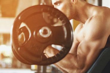 wie oft arme trainieren workout woche