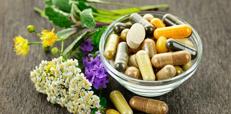 supplements und kraeuter