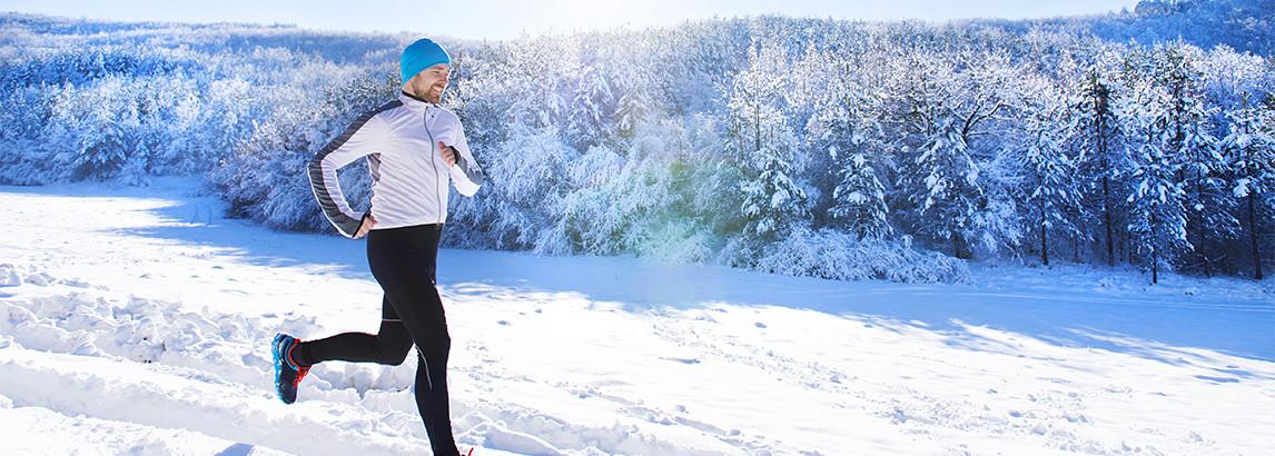 tipps beim laufen in der kälte