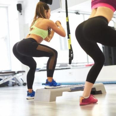 die besten po workouts für zu hause