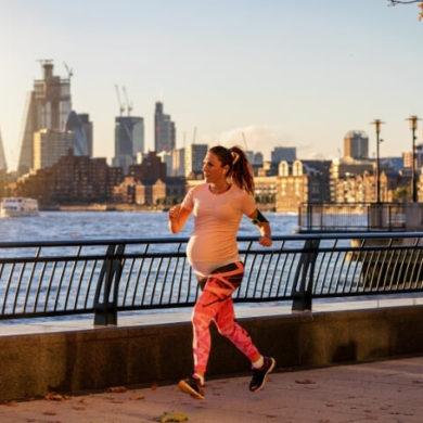 joggen während schwangerschaft