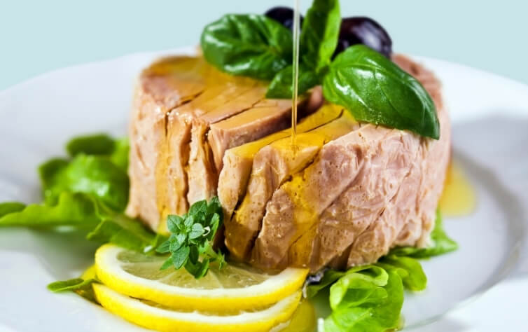 protein snacks thunfisch