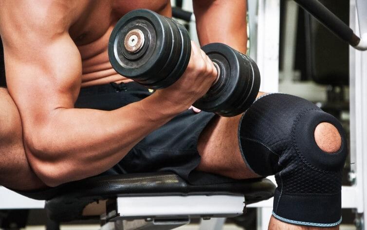 Wie viele Übungen sollte man pro Muskelgruppe machen?
