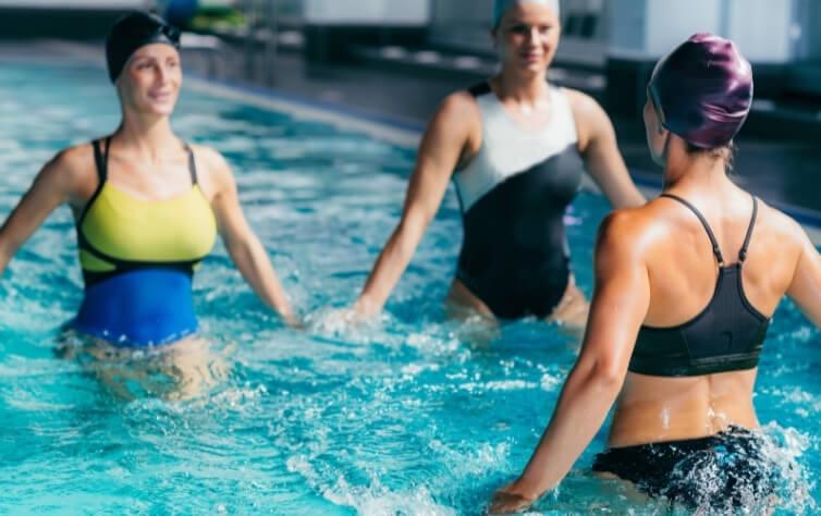 aqua jogging workout vorteile ausruestung
