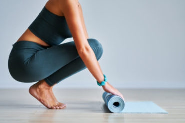 yogamatte wechseln